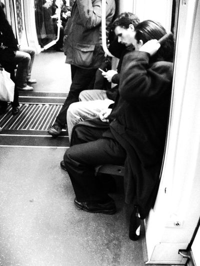 subway in Berlin Subway