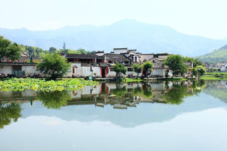 宏村 Water Built