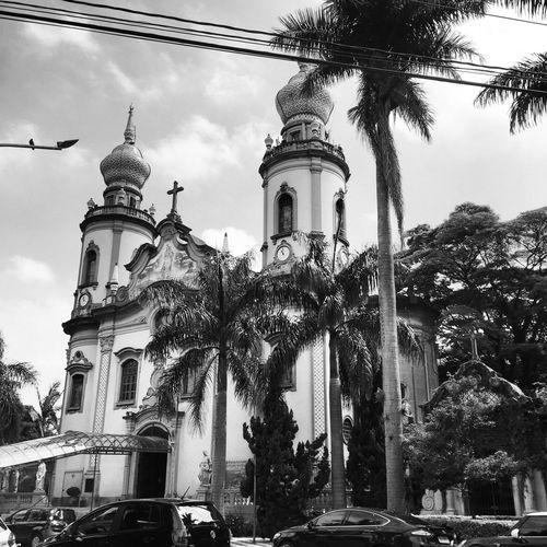 💒 Church Igrejacatolica Nossasenhoradobrasil Taking Photos Saopaulo Popular Photos Brazil Photooftheday Iphone6