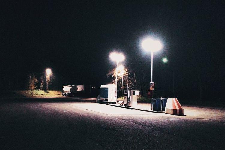 Nightly still life. Peace And Quiet Empty Places Night Lights Nightphotography Still Life