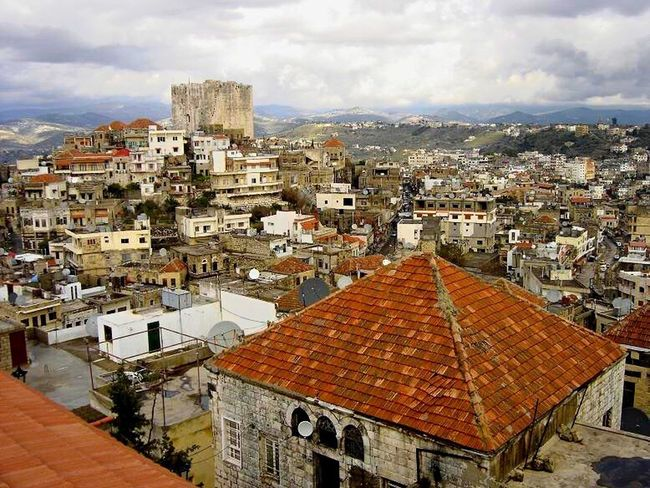 Old Town Syria  Relaxing Beutiful View My Hometown 😔