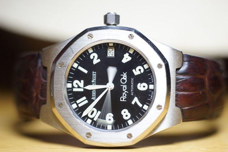 Royal Oak Audemars Piguet RoyalOak Military Watch Wristwatch Horology Jörghysek