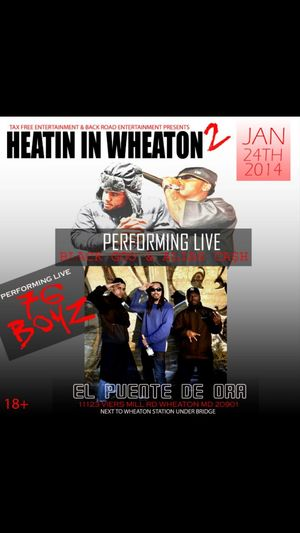 this Friday cum turn up wit the 76boyz Rco Ent Coopkingofdamac Its Only Right
