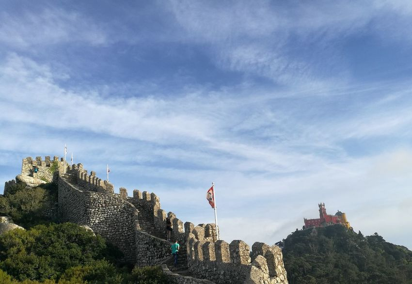 No Filter Castle Moors Castle Sintra Portugal EyeEmNewHere