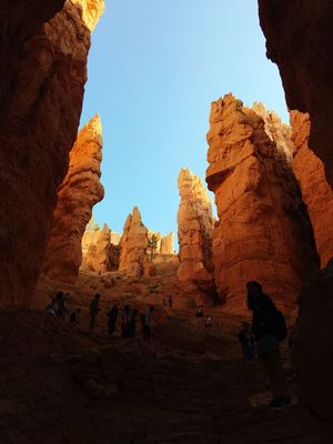 Brice Brice Canyon Sky History The Past Nature Rock Formation Ancient Low Angle View Travel Architecture Rock Built Structure Clear Sky Old Ruin Tourism Travel Destinations No People Day Rock - Object Solid Sunlight