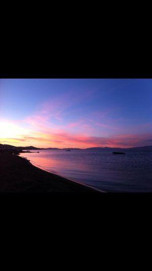 Sunset Tranquil