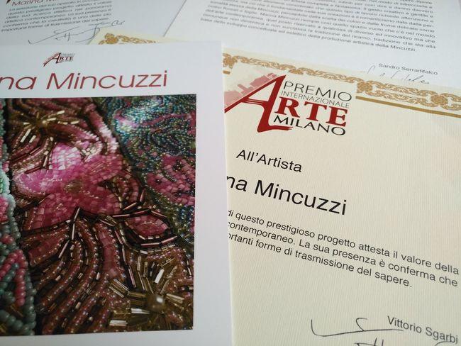 Indoors  Close-up No People Thank You ❤ Premio Internazionale Arte Milano Teatro Del Verme Milano Marina Mincuzzi Art Texture Mosaic ©