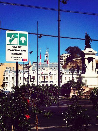 Valparaíso After The Tsunami Starting A Trip
