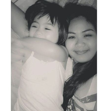 GOOD NIGHT! :) Mother & Daughter ♥