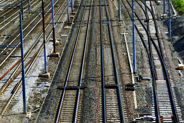 Full Frame Day No People Pattern Backgrounds Outdoors Close-up Nature Lingotto Torino Station Train