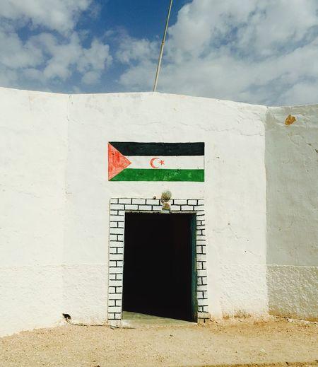Sahara Saharawi Western Sahara Architecture