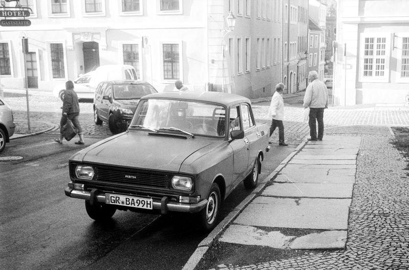Location: Fleischerstraße Olympus Trip 35 | APX 100 (new) | D-76 EyeEm Best Shots - Black + White Black & White Monochrome Olympus Trip 35 Kodak D-76 Streetphotography