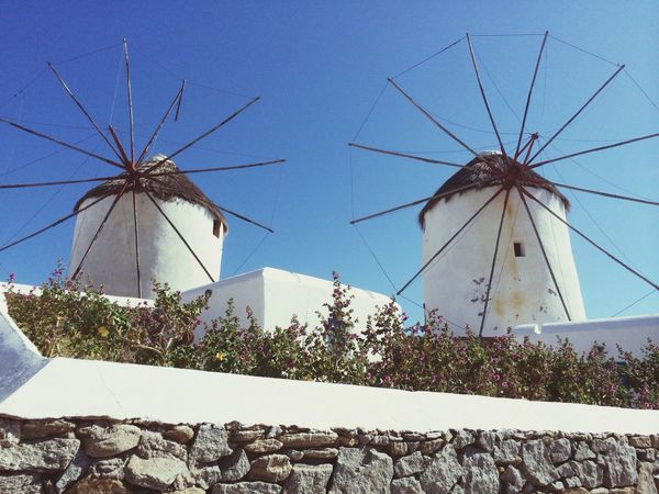 Windmills Greece GREECE ♥♥ Travel Photography Ancient Architecture Historical Sights Travelling Enjoying The View
