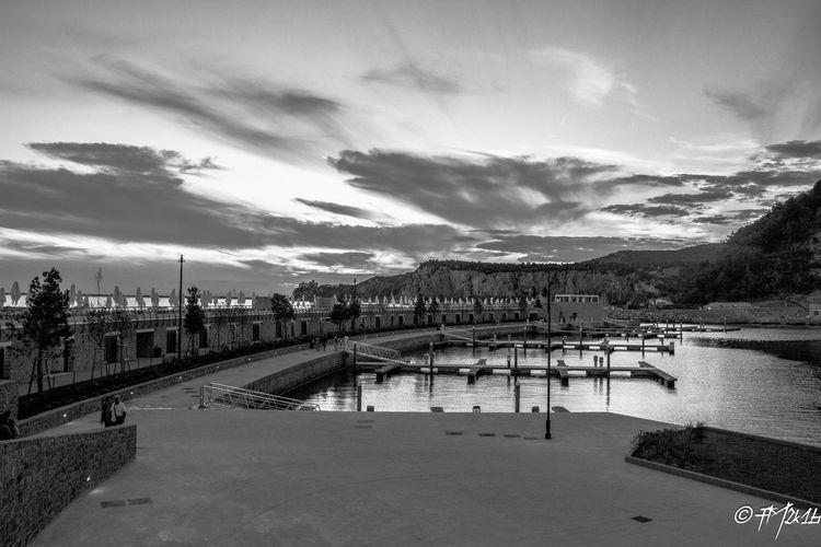 B&w B&W Collection B&w Photography Portopiccolo Portopiccolosistiana Sea Sea And Sky Sistiana