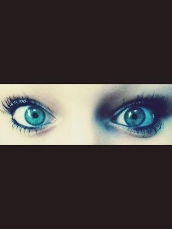 My Eyes ❤ Hehe ^_^