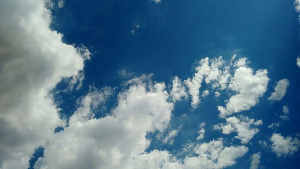 Sky And Clouds Céus E Nuvens