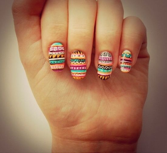 nails# polish#swag