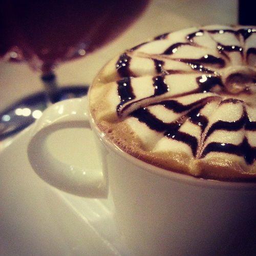 Latte Luckafe Phnompenh