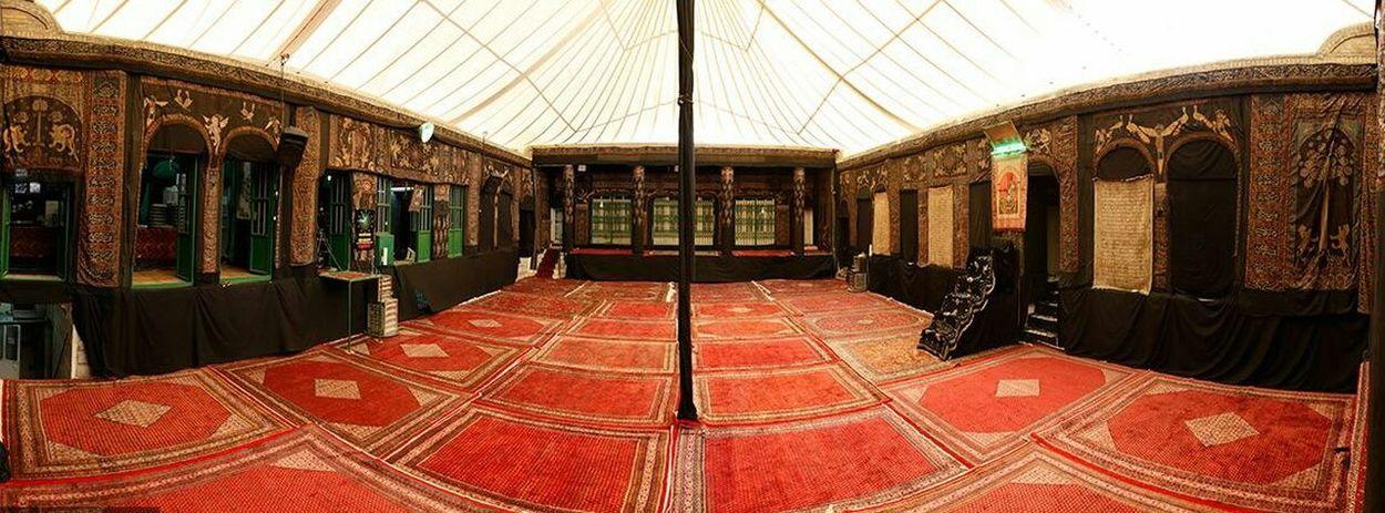 حسینیه الامام حسین(علیه السلام) کربلا امام_حسین Relaxing محرم عاشوراء Ashura