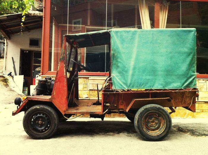 Car Old Car