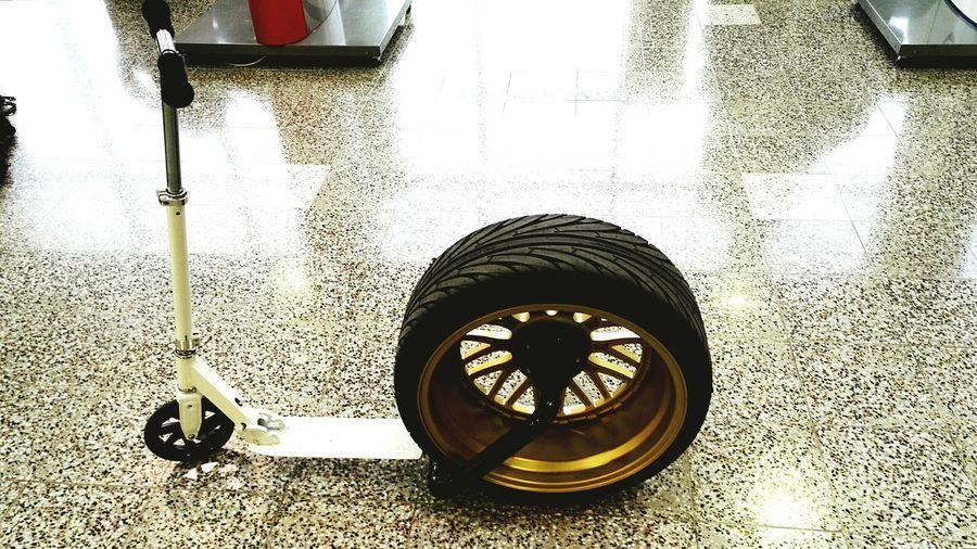 Transportation Bigwheels