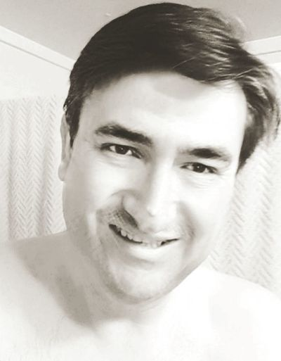 It's a bright sun shiny day! Man Freshness Selfies Mature Adult Handsome EyeEm Selects Self Portrait Faceapp Monochrome Posing Blackandwhite Portrait Headshot Smiling Looking At Camera Human Face Close-up Metrosexual Suave Stubble