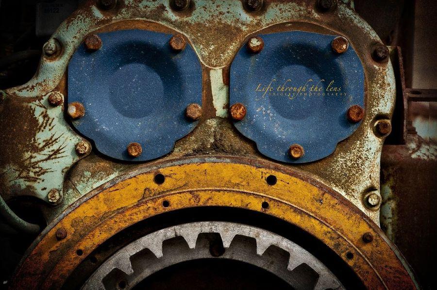 Rust Heavy Metal Port Dover