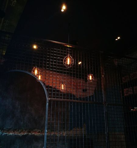 Illuminated No People Outdoors City Bar Bar 11 Lutsk Wall Design Design Interior Design Light Light Bulb Ceiling