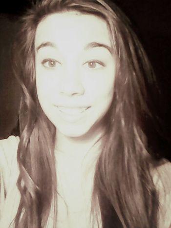 Tu es la seule et unique raison de mon sourir ! <3