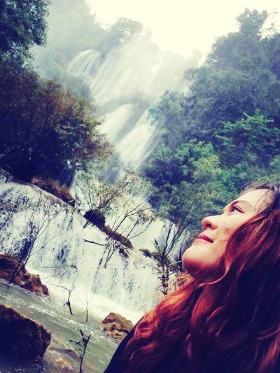Enjoying Life Beatiful Thailand Happy Times Prang3yod