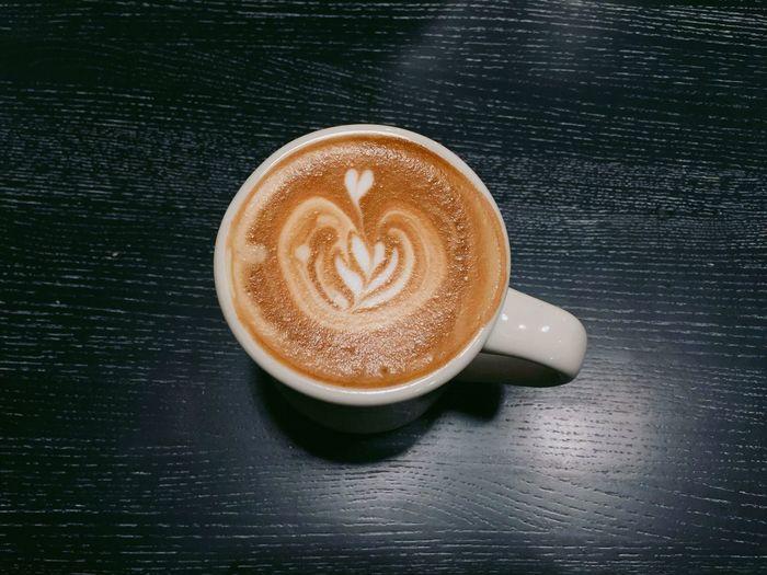 Latte Latteart Latteheart Lattelovers First Eyeem Photo