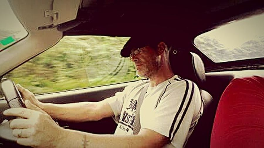 The Drive One Man Only Car Car Interior Driving Check This Out Here Belongs To Me Sussex South Downs Enjoying Life Old But Awesome Grandpop Grumps MGF
