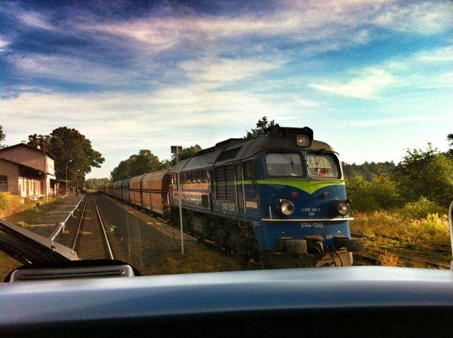 Public Transportation Trainspotting Taking Photos