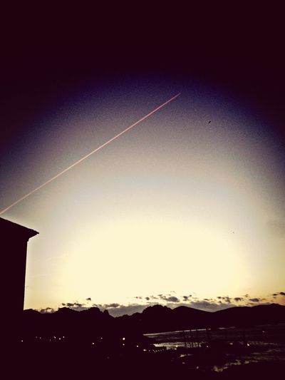 ✈☀ Sunset