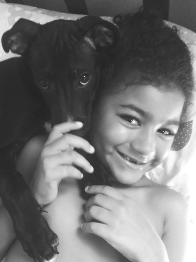Grudentas My DogBlackandwhite Photography My Lovers ♡ Children Photography