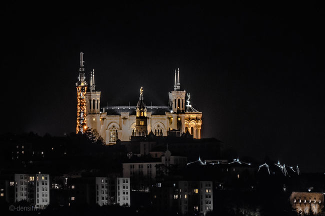 Basilique de Fourvière Architecture Architecture Basilique Building Exterior Built Structure Chretiens Church Church Culture Famous Place Fourvière  History International Landmark Lyon Old Buildings Religion Spirituality