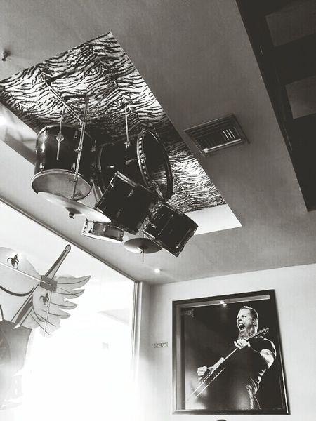 Capa Filter Drums James Hetfield