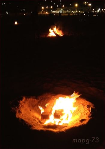 Sant Joan Night Hipnotic Purificator Fire