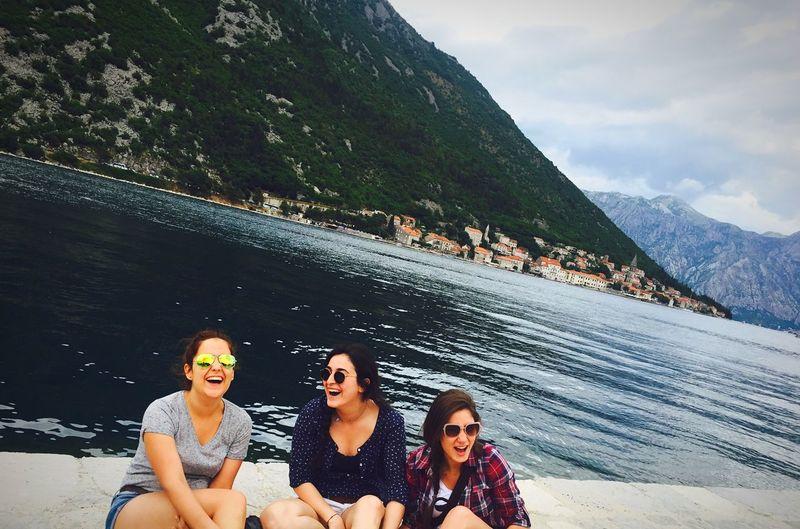 Montenegro Kotor Ladyofthelake LOL! 💜