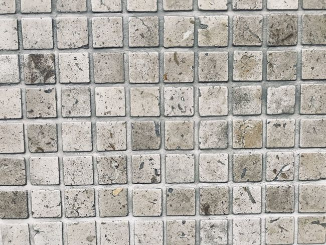Square Architecture Backgrounds Brick Wall Building Exterior Built Structure Close-up Day Full Frame Marble No People Outdoors Pattern Stone Material Textured  Textured Effect Tile Wall - Building Feature