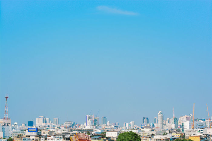 Bangkok City Thailand Building
