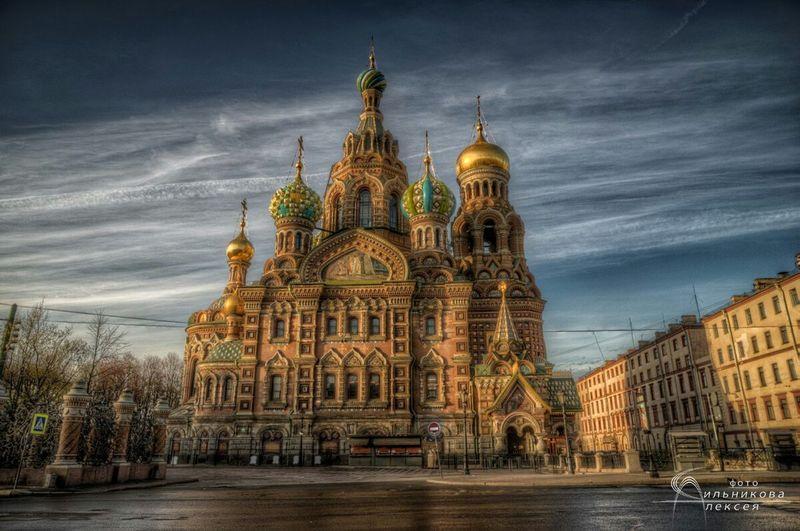 My lovely Saint-Petersburg