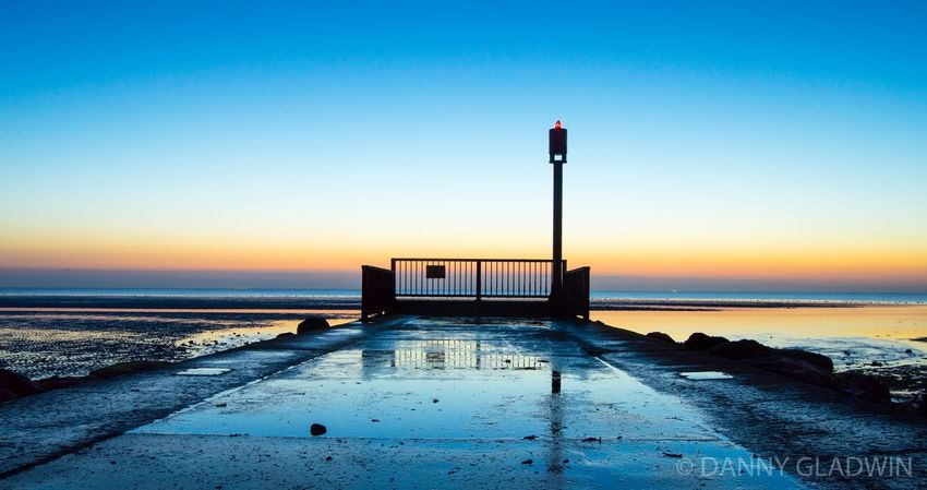 Heacham Norfolk. UK. Norfolk Uk Beach Golden Hour First Eyeem Photo NikonD7100 Nikonphotography Long Exposure