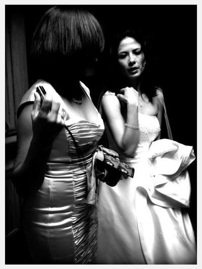a moment with the bride at DASH - Lincoln Heights / Chinatown A Moment With The Bride