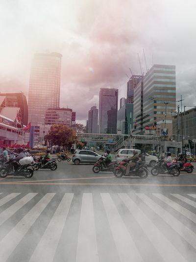 Jakarta is