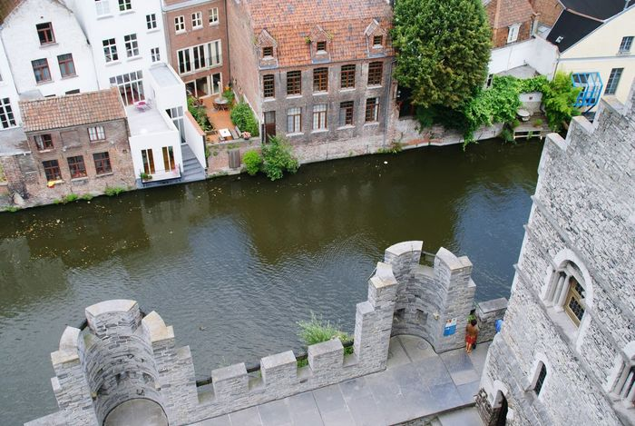 Bruselas City Album Nature Paisajes Canals Canals And Waterways Brujas Foto Artistica Nature_collection Brussels