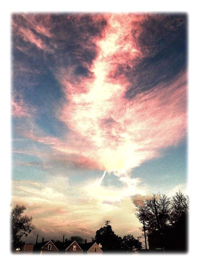 #CloudPorn NEM GoodKarma NEM Clouds
