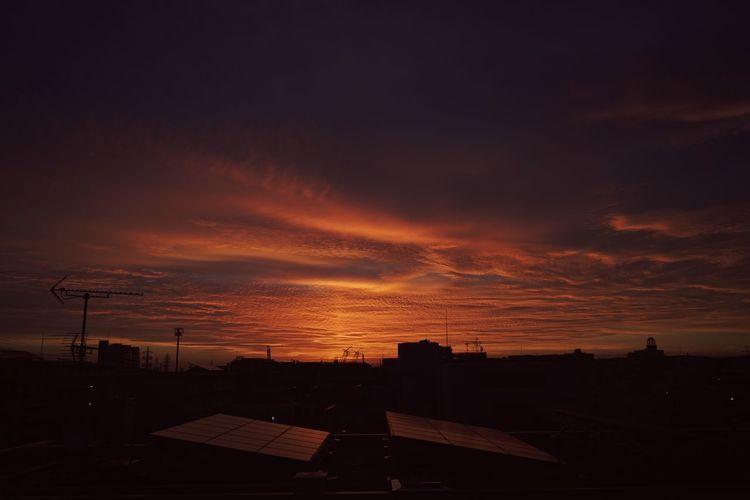 Sun Sky Cloud -