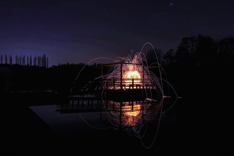 lightpaint with