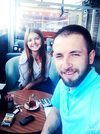 Me & My Couzin <3 Chocolate Cake Tea çay